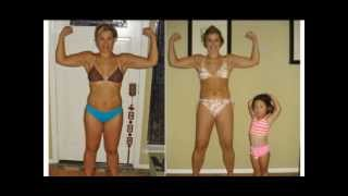 P90x Results Changed My Life! Female | Busy Mom