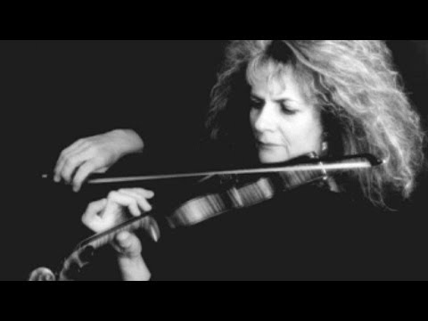 IONA BROWN - Mozart Violin Concerto # 3 in G major ~ Acadamy St. Martin in the Fields