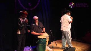 The Last Poets 'Niggers are Scared of Revolution', live at Band on the Wall