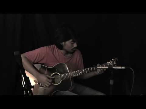 Siapkah Kau 'Tuk Jatuh Cinta Lagi - Erick Hutabarat - Fingerstyle Guitar Playing