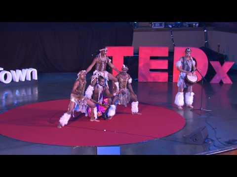 Ntombe Thongo performance | Ntombe Thongo | TEDxCapeTown