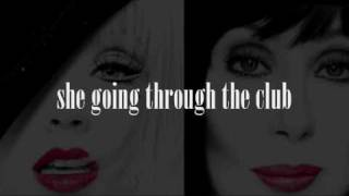 Christina Aguilera - Show Me How You Burlesque (with lyrics)