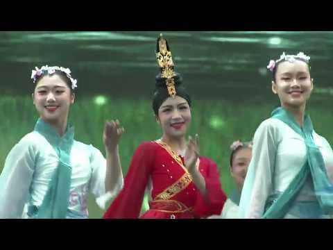 2019年�n��世界大��中��舞蹈 博��o疆
