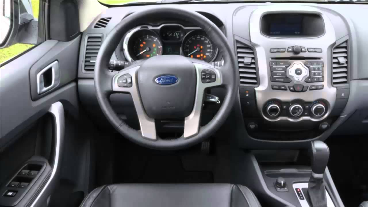 car interior ford ranger 2013 youtube. Black Bedroom Furniture Sets. Home Design Ideas