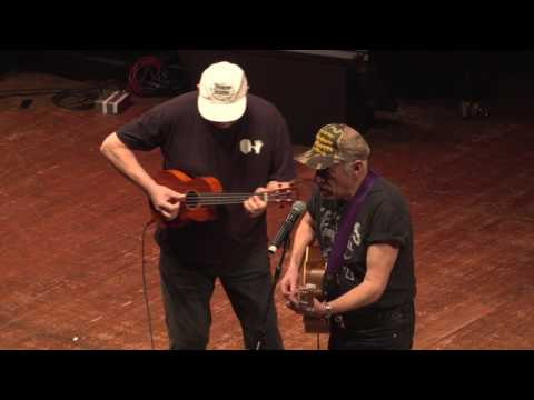 Ronnie Golden And Neil Innes Perform A Tribute To Donald Trump