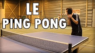 LE PING PONG - Paul