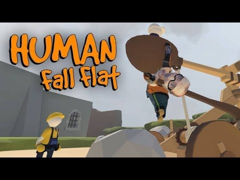 ???? HORROR GAME || INFLICTION || HUMAN FALL FLAT xD ????