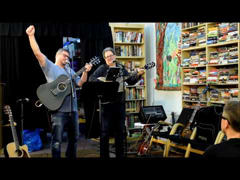 NJ Music - Symposia Bookstore - March 22nd, 2018