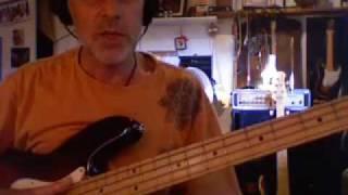 Free Beginner Slap Bass Video Lesson Number 2