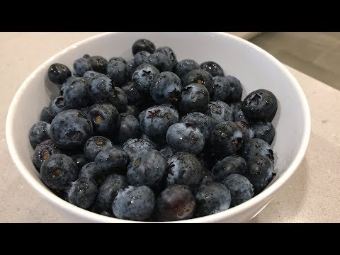 Mayo Clinic Minute: Why blueberries are heart healthy