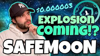 IS SAFEMOON READY TO EXPLODE!? OR IS IT A SELL? LATEST SAFEMOON UPDATES!