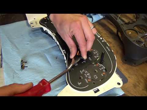 GM Chevy Truck Cluster Diag & Repair Tutorial