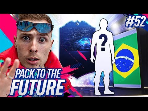 WE PACK A UCL RTTF PLAYER!!! PACK TO THE FUTURE EPISODE 52!!! FIFA 19 Ultimate Team Road to Glory