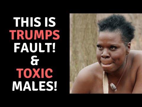 Ghostbusters 3 Is TRUMPS FAULT!  MSM Blames Toxic Men!