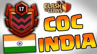 🔥 LIVE | COC INDIA BIGGEST LOOT 🔥 CLASH CRAZE || Clash Of Clans LIVE