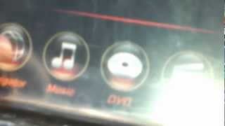 Crappy Map My India Navigator ICE for Chevrolet Cruze (SATNAV)(Video-3)
