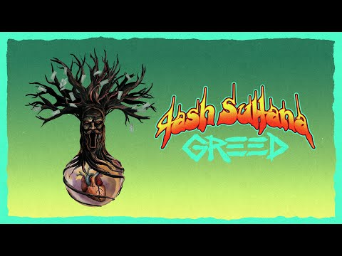 Tash Sultana 'Greed (Official Lyric Video)