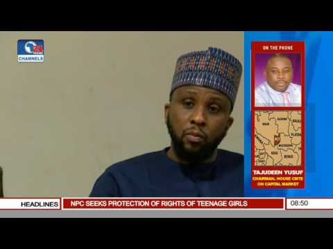 Sunrise Daily: Hon Tajudeen On Alleged Sexual Harassment Levelled Against 3 Nigerian Lawmakers