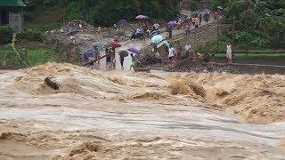 Tin Lũ Lụt Mới Nhất: Sơn La chịu ảnh hưởng nặng nề do mưa lũ