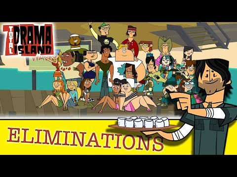 TOTAL DRAMA ISLAND: Eliminations (S1) | Total Drama