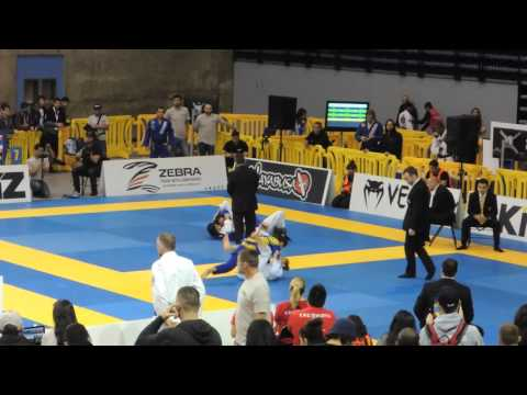 Joao Miyao VS Vitor Paschoal IBJJF PAN 2016