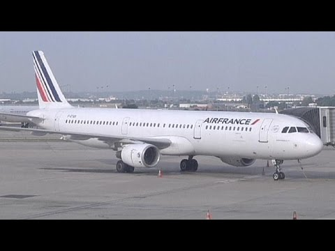 Air France pilots' strike set to break 16-year record