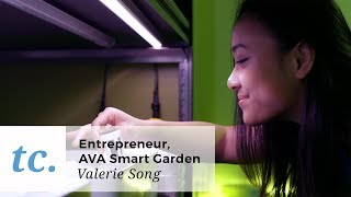 This Foodie and Techie Talks About Her Garden Bot Invention