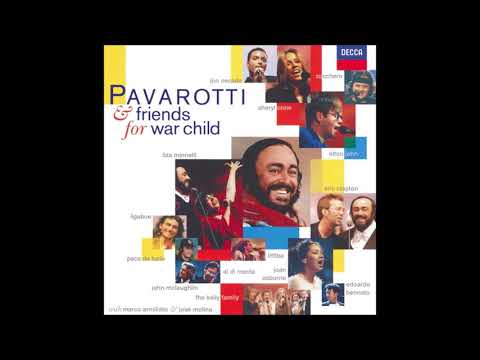 Pavarotti &Friends for war child Holy Mother