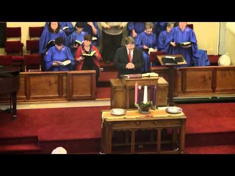 UTICA BAPTIST CHURCH - DECEMBER 1, 2013 A.M. SERVICE
