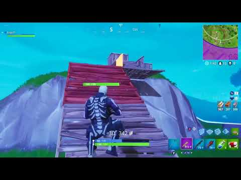 Fortnite - Intense Build Battles 11k Win! (Fortnite Battle Royale)