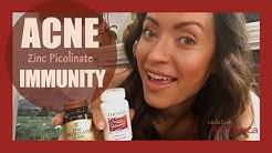 hqdefault - Zinc Gluconate Picolinate Acne