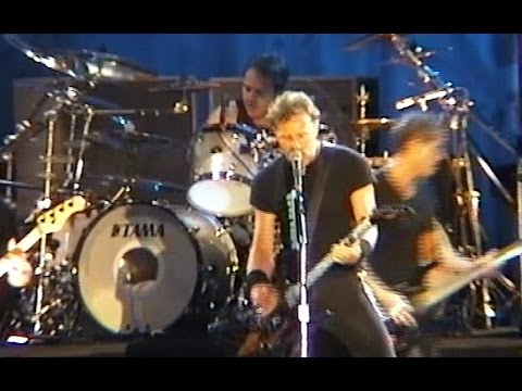 Metallica - Reading, England [1997.08.24] Full Concert - Audience