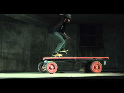 Ali für SYS Skateboard Griptape
