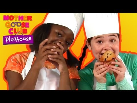 Muffin Man   Mother Goose Club Playhouse Kids Video