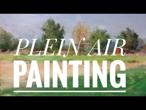 Plein Air Painting With Ghassan Dawood