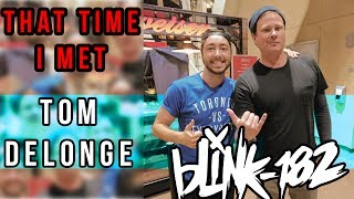 The Time I Met BLINK 182!  | Storytime