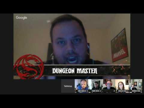 Dragongrin Campaign: Session 1 – Crux (D&D 5E)