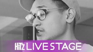 Live Stage 96.7 HITZ FM | Afgan - Kunci Hati