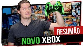 Resumão: Novo Xbox, God of War, Black Ops 4 sem campanha e muito mais! Game Over