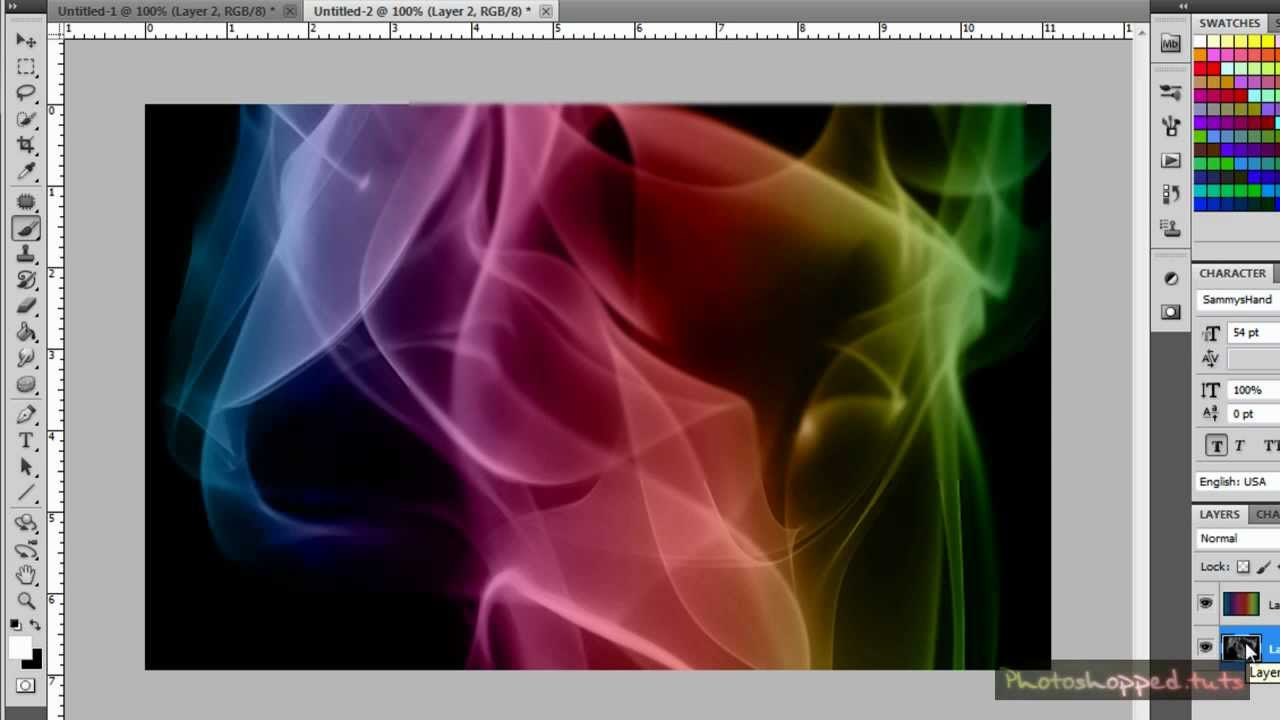 How to Use The Magic Wand and Quick Selection in Photoshop ...