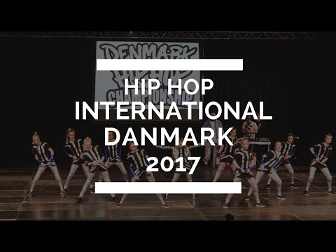 Hip Hop International 2017 - Nørre Åby Efterskole 2016/2017