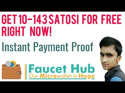 Get 10- 143 Satoshi for free right now best bitcois earning site🌳