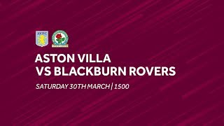 Aston Villa 2-1 Blackburn | Extended highlights