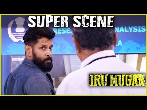 Irumugan - Tamil Movie | Super Scene |...