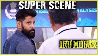 Irumugan - Tamil Movie | Super Scene | Vikram, Nayantara | Harris Jayaraj