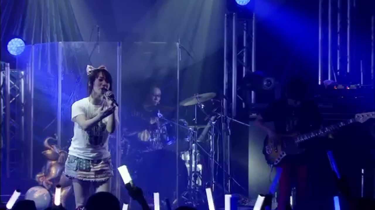 水樹奈々『深愛』(NANA MIZUKI LIVE CIRCUS 2013+ in Legacy Taipei ...