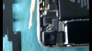 solución problema de sonido iphone 4 (no me oyen al llamar)