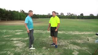 Shorten your backswing and BE BETTER at Golf! With Monte Scheinblum