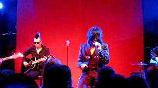 The 69 Eyes - Wasting the Dawn - Acoustic @ Helldone 2009