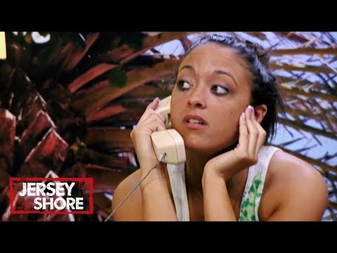 'Sammi's Letter' Official Throwback Clip | Jersey Shore | MTV